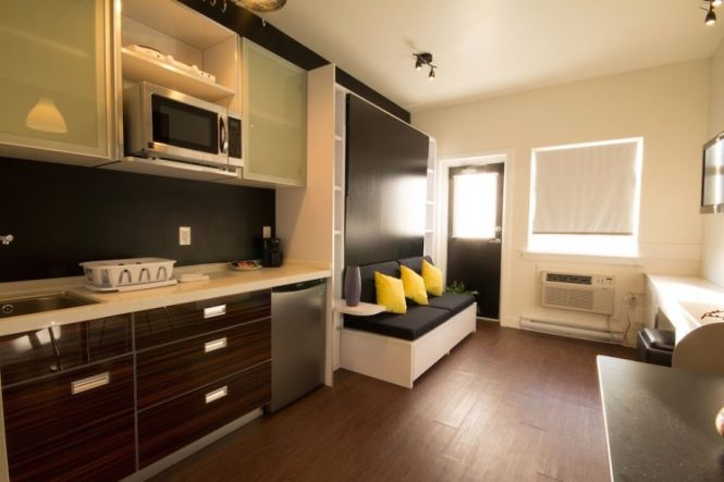 Micro Suite Living Is Shoe Box Lifestyle For You