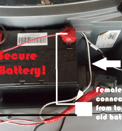 always secure the battery  [ 1246 x 653 Pixel ]