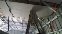 Hanging Sheetrock On Ceiling Alone | Taraba Home Review