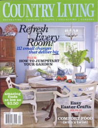 Country Living Magazine on Pinterest | Country Living ...
