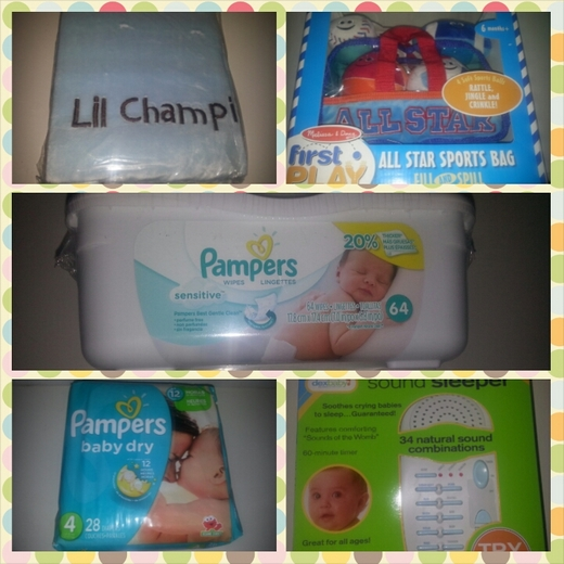 One Olympic Size Pampers Giveaway For Baby Ends Feb 26