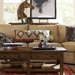 Leather Sofa Like Pottery Barn Outdoor Cushions Cheap Knockoff Archives Money Saving Sisters Almas Kilim Pillow Knock Off Living Room