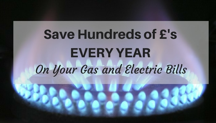 Save Hundreds EVERY YEAR on Your Gas and Electric Bills