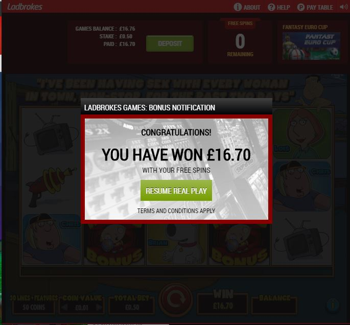 A Risk Free Casino Offer Win