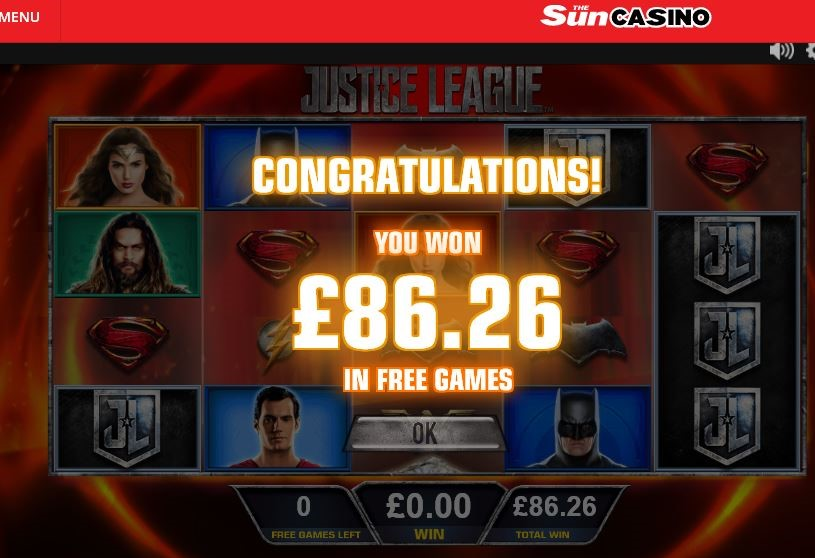 Low Risk Free Casino Free Spins Offer
