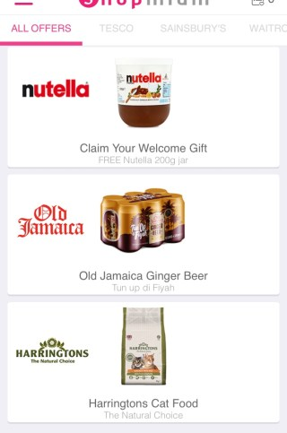 Shopmium Freebies and Discounted Products
