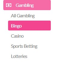 OhMyDOsh Gambling Category