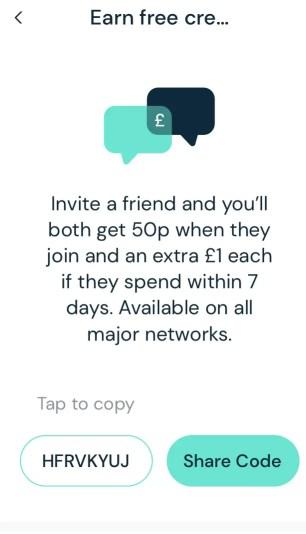 Airtime Rewards Promo Code