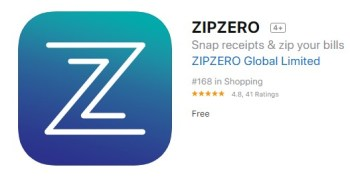 ZIPZERO App