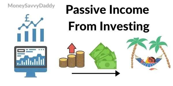 Passive income ideas for investing