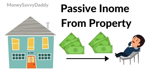 Passive Income from Property UK