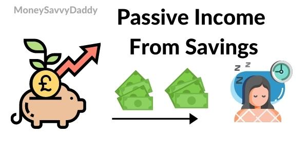 Passive Income from Savings