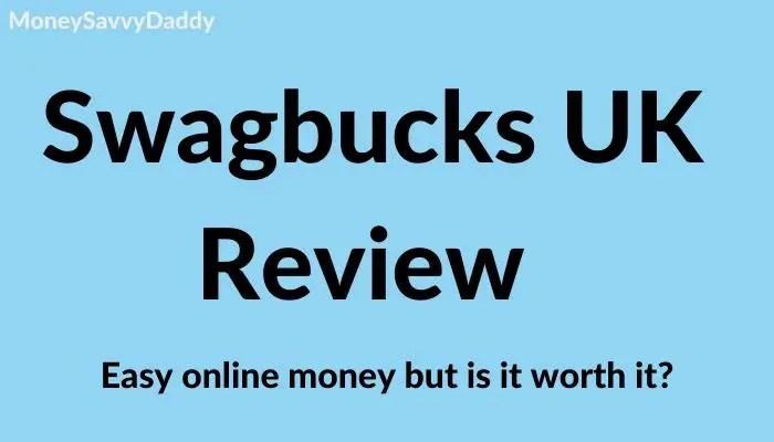 Swagbucks UK Review header
