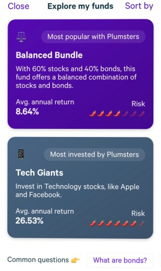 Plum Investing Funds