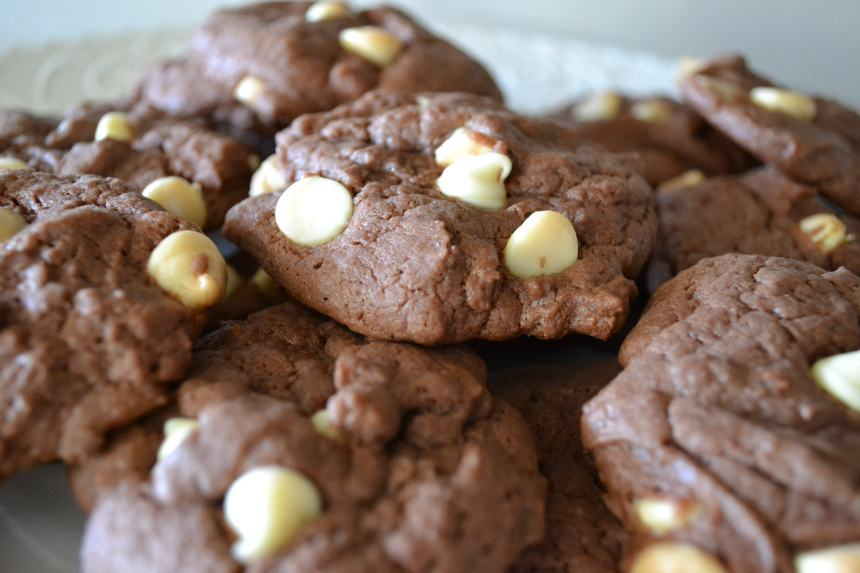 The best chocolate chip cookies you'll every eat!