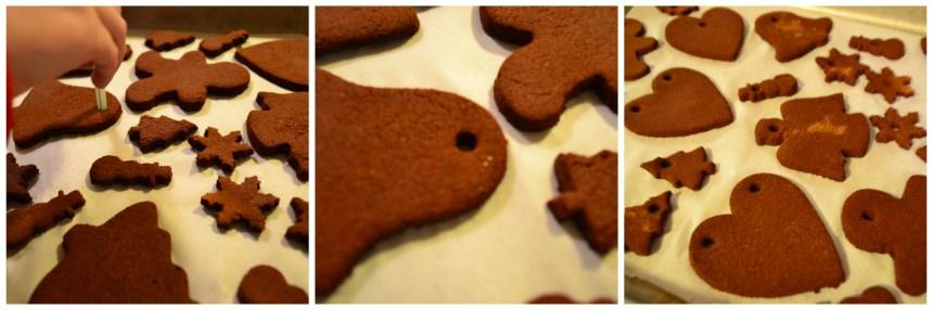 Homemade Cinnamon Applesauce Christmas Ornaments | Money Savvy Living
