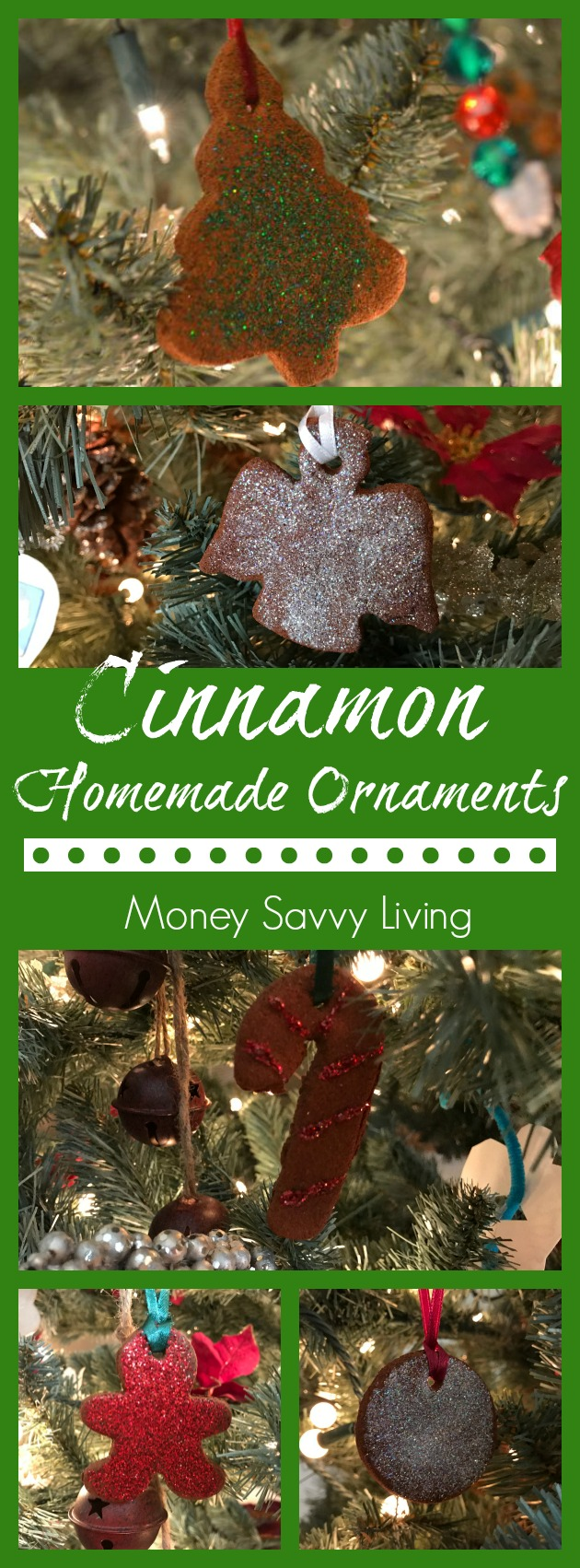 Homemade Cinnamon Christmas Ornaments #Christmas #christmasdecor #christmastree #christmascrafts #christmasdecorations #christmasdecordiy #christmasdecorationsdiy #christmasornaments #christmasornamentsdiy #cinnamon #applesauce #cinnamonornaments #ornaments #christmascraftsforkids