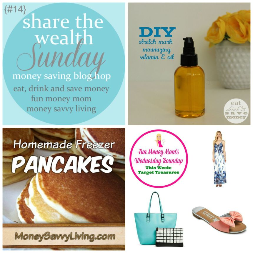 Share the Wealth Sunday 14 | Money Savvy Living