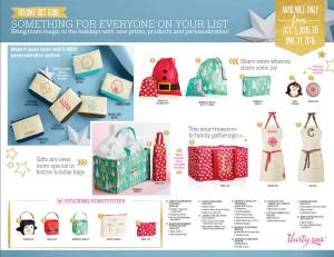 2015 Holiday Gift Guide | Thirty One | Money Savvy Living