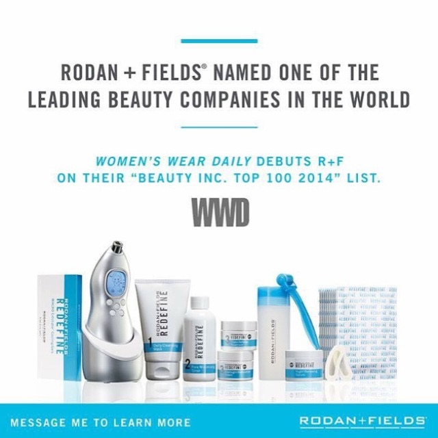 Photo courtesy of Rodan + Fields
