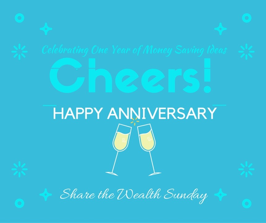 #STWS one year Anniversary | Money Savvy Living