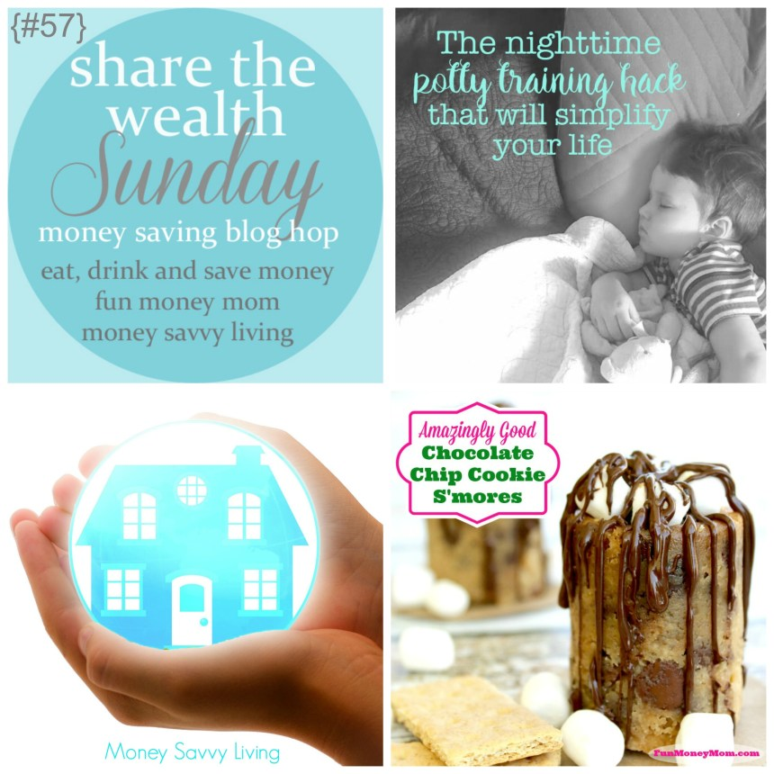 Share The Wealth Sunday 57 | Money Savvy Living