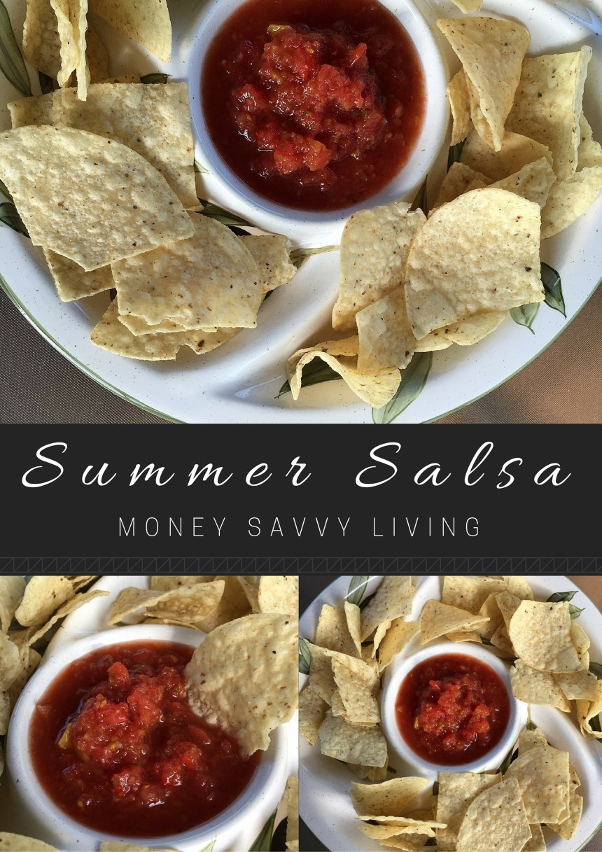 Summer Salsa | Money Savvy Living