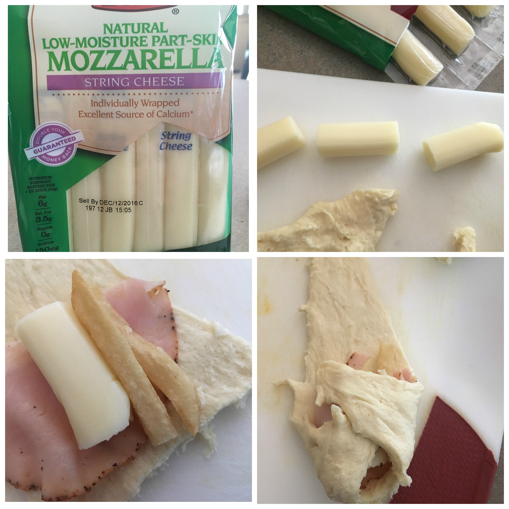 Turkey & Cheese Panini Poppers | Giant Eagle Back to School | Money Savvy Living