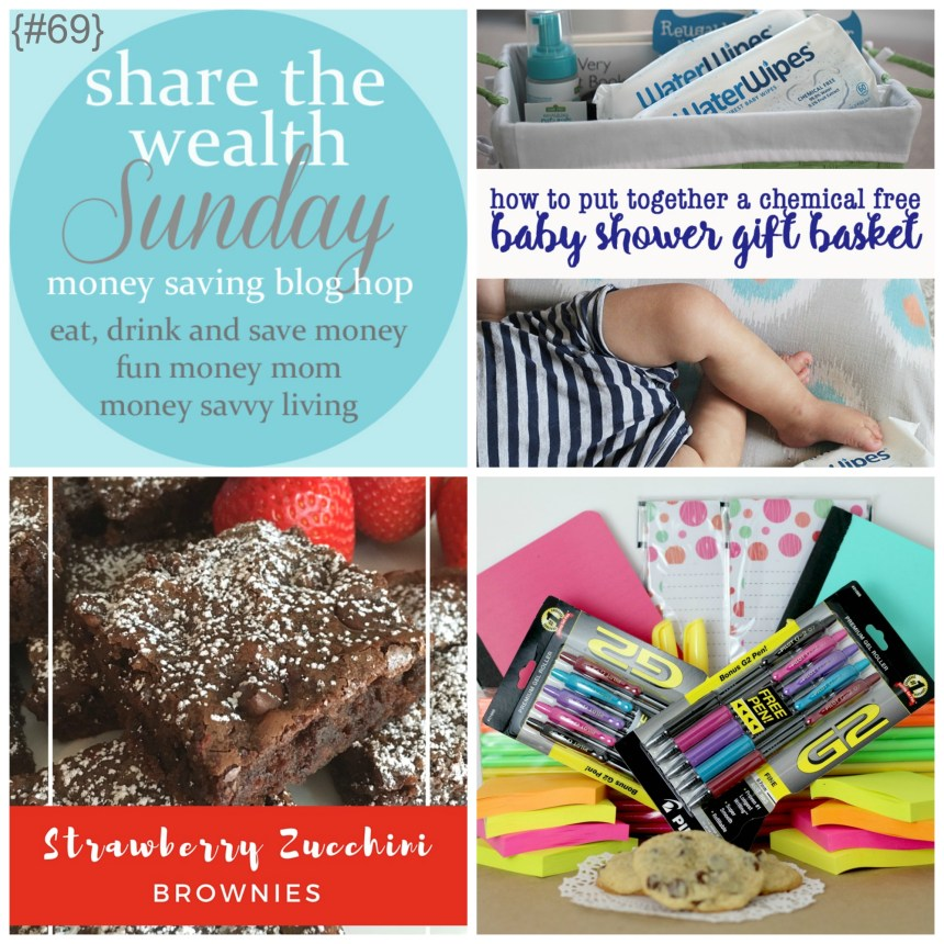 Share The Wealth Sunday 69 | Money Savvy Living