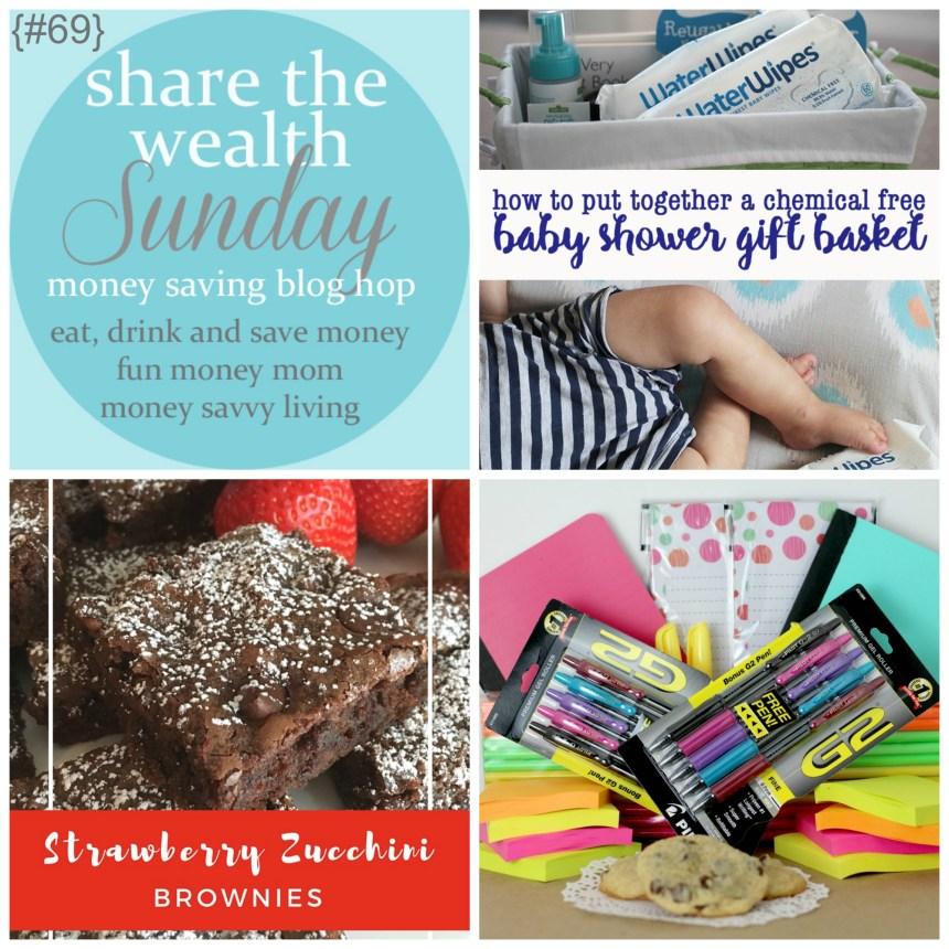 Share The Wealth Sunday 69   Money Savvy Living