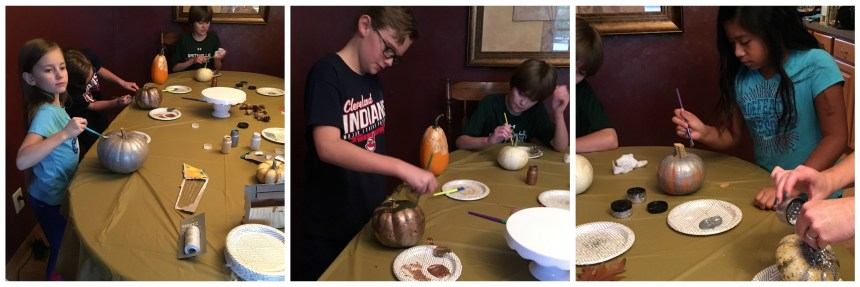 Pumpkin Painting | Money Savvy Living