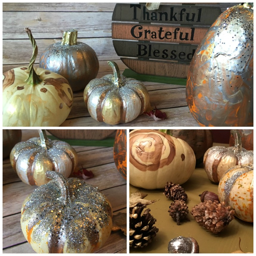 Painted Pumpkins | Money Savvy Living