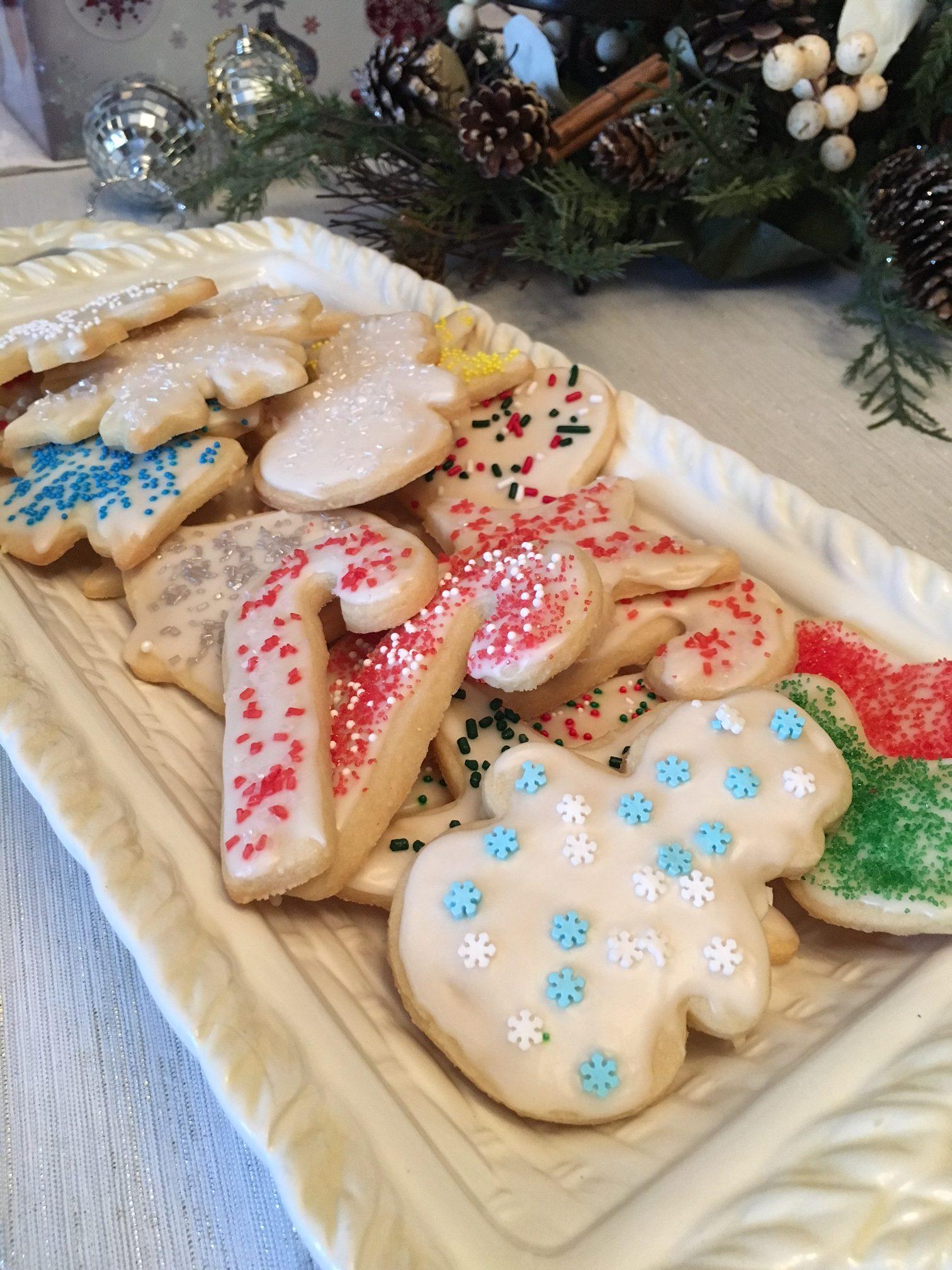 Best Ever Christmas Sugar Cookies   Money Savvy Living