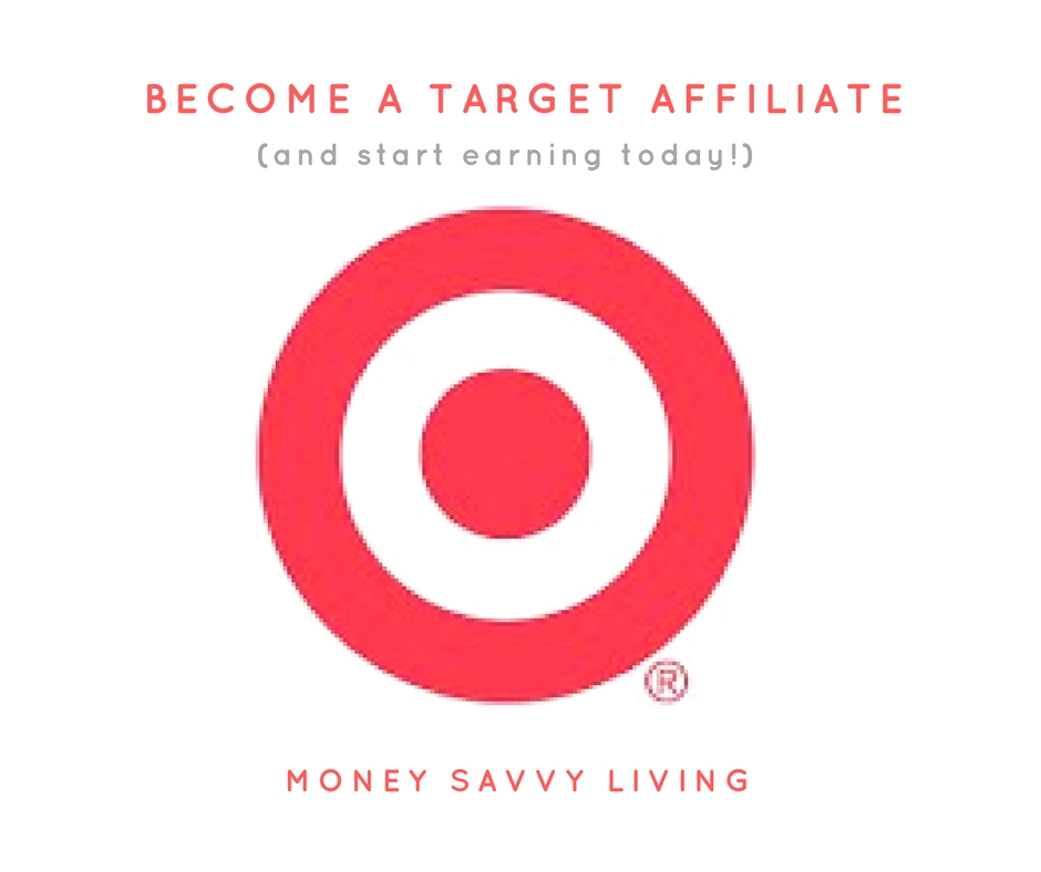 Bloggers: Become a Target Affiliate and Start Earning