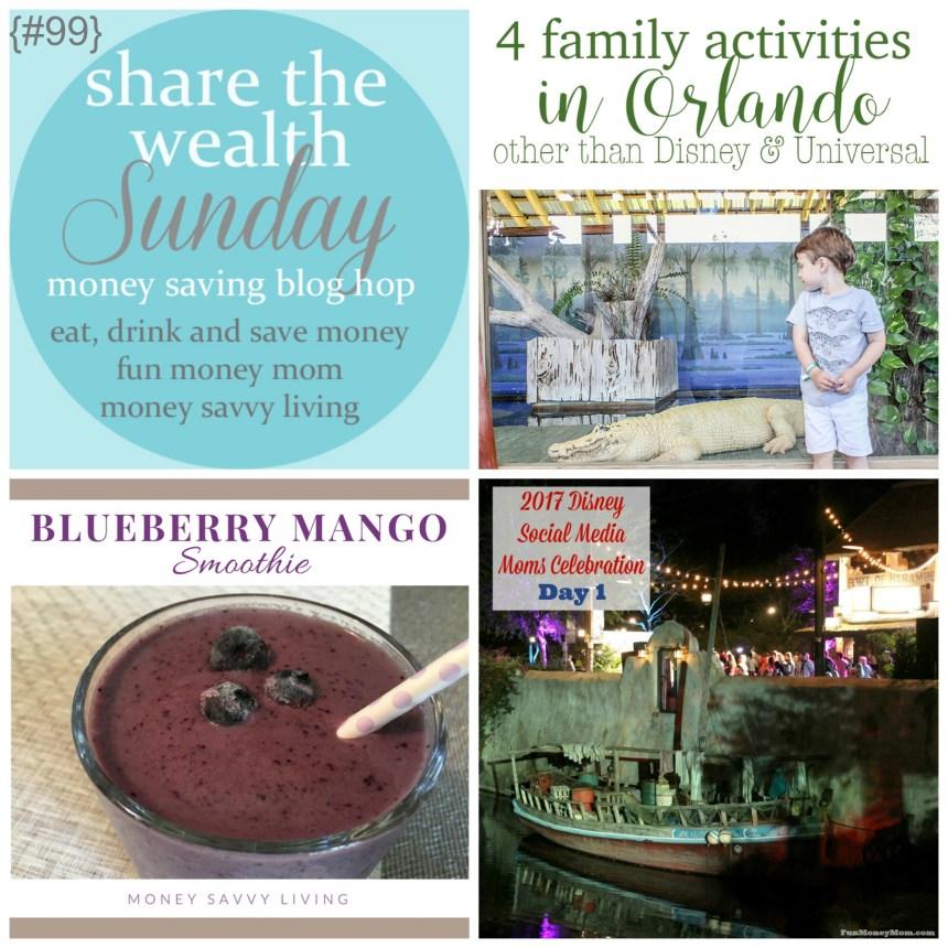 Share The Wealth Sunday 99 // Money Savvy Living