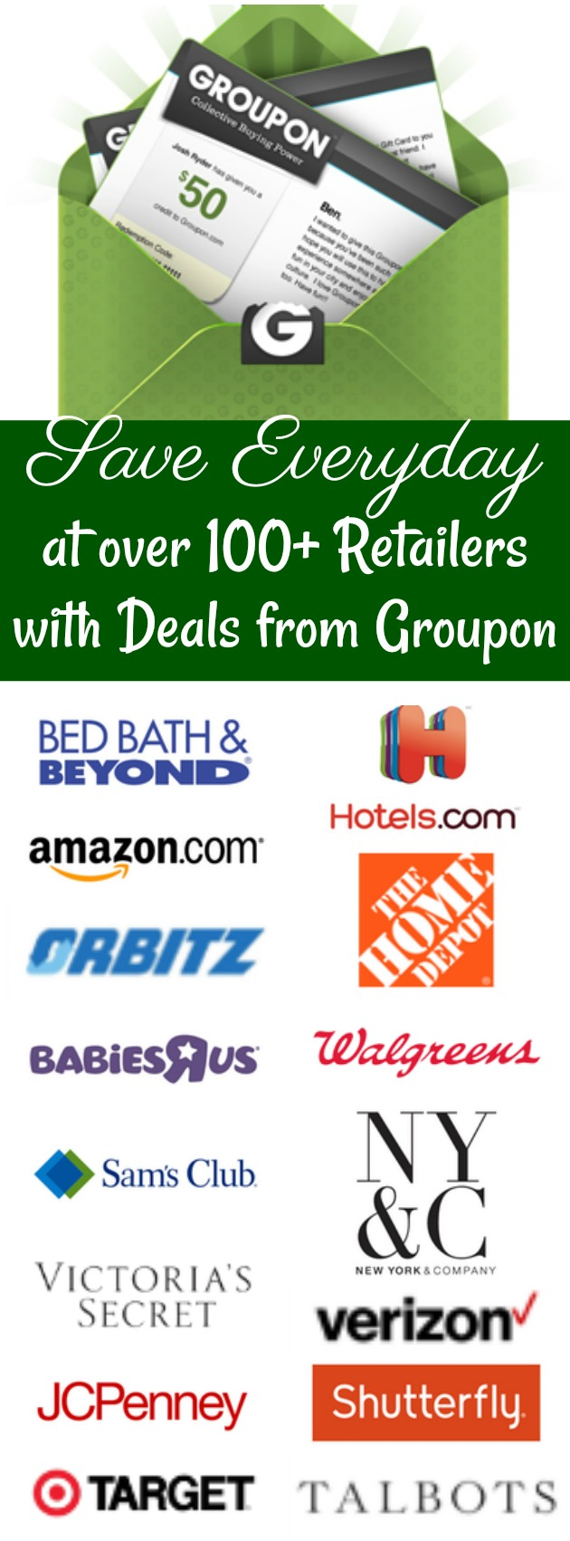 Groupon is an easy way to get huge discounts while discovering fun activities in your city. Our daily local deals consist of restaurants, beauty, travel, ticket vouchers, shopping vouchers, hotels, and a whole lot more, in hundreds of cities across the world.