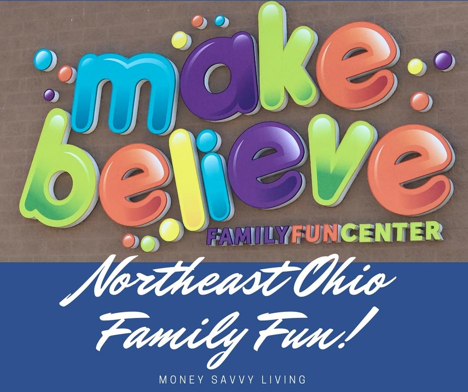 Make Believe in Parma: Northeast Ohio Family Fun // Money Savvy Living