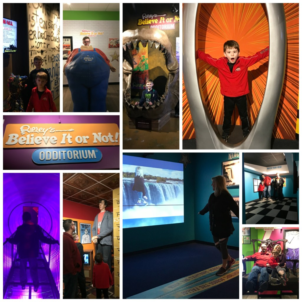 Family Friendly Things to do in Niagara Falls // Money Savvy Living #NiagaraFalls #exploreniagara #visitniagara #ripleys
