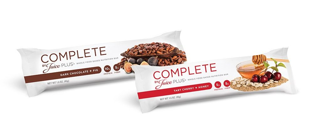 Juice Plus+ Nutrition Bars #dutchchocolate #fig #tartcherry #honey