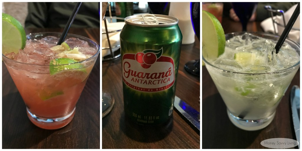 Best places to eat in Chicago! #chicago #chicagofood #travelchicago #texasdebrazil #brazilianfood #braziliansteakhouse #rodizio #caipirinha #guarana #braziliansoda