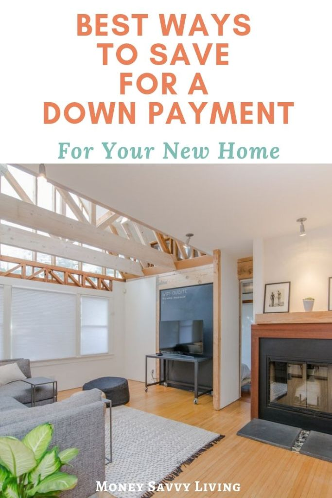 Looking to buy a new home? Here are some tips to help you save up for the downpayment: Best ways to save for a down payment #finance #money #budget #budgetingtips #savings