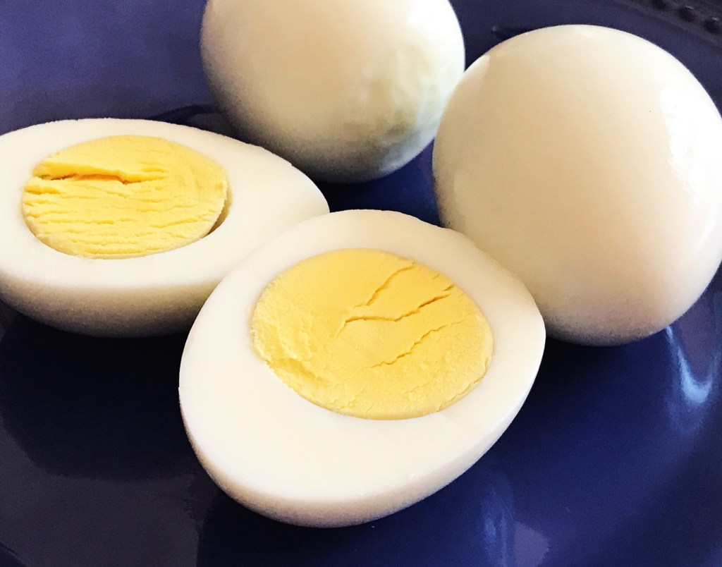 How to make the perfect hard boiled eggs in your Instant Pot. You are going to want to try this recipe for boiled eggs! It is so simple and the eggs peel so easy! #eggs #boiledegg #InstantPot #instantpotrecipe