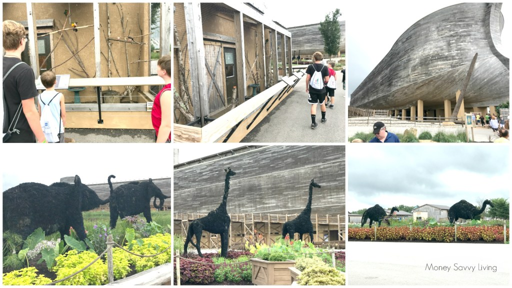 See what Noah's Ark might have looked like at the Ark Encounter in Williamstown, Kentucky! Learn the scienctific evidence and historical facts surrounding this well known Biblical story! #ArkEncounter #ark #NoahsArk #bible #familyvacation #familyfun #Christian #biblestory #faith