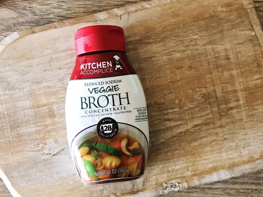 Kitchen Accomplice Veggie Broth