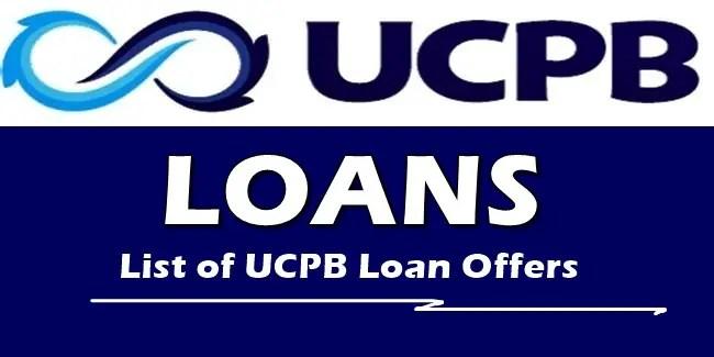 UCPB Loans