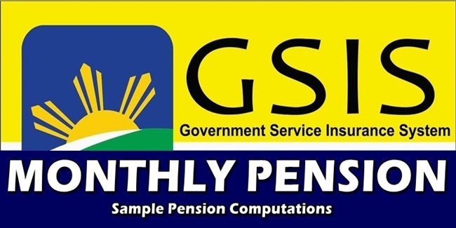 GSIS Monthly Pension