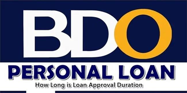 BDO Personal Loan