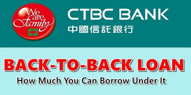 CTBC Bank Loan