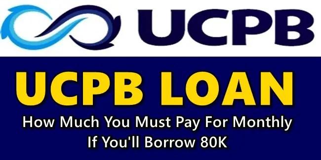 UCPB Loan
