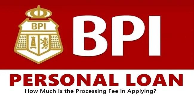 BPI Personal Loan